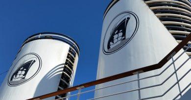 Holland America Line breidt cruise pauze uit tot 31 maart 2021