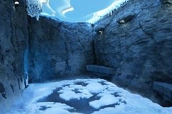 snow room norwegian escape