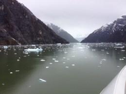 Alaska ijsschotsen
