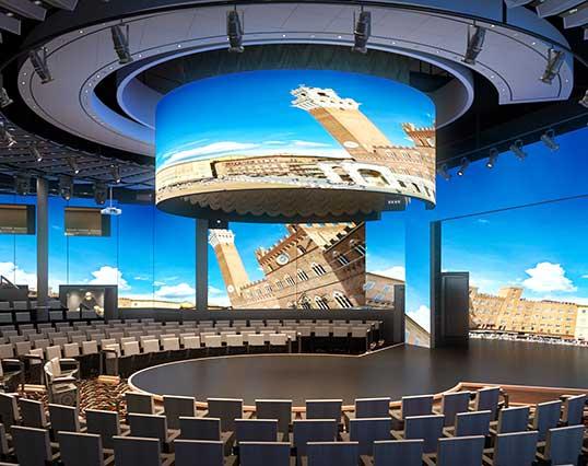 World Stage ms Koningsdam