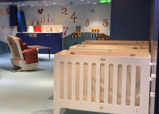 It's a Small World - crèche voor kinderen t/m 3 jaar