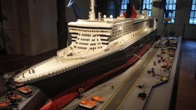 Queen Mary 2 lego