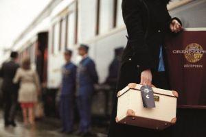 Venice Simplon Orient Train
