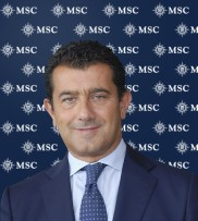 Gianni Onorato  CEO van MSC Cruises