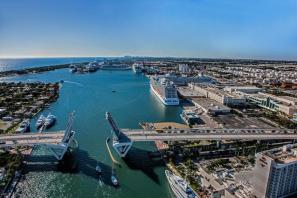 Foto: Broward County's Port Everglades