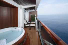 Pinnaclesuite - balkon