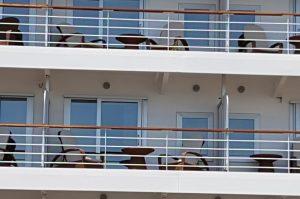 Ruime balkons