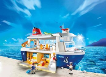 Playmobil cruiseschip