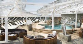 yachtclub MSC Meraviglia