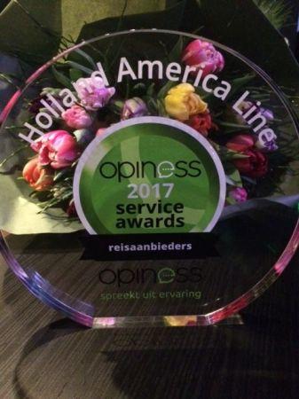 Opiness Award