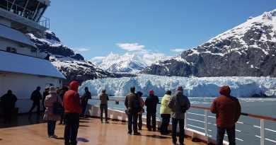 Welke schepen varen in de zomer van 2021 in … Alaska?