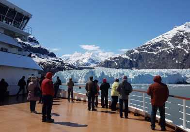 Zes Holland America Line schepen in 2021 naar Alaska