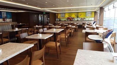 Marketplace buffetrestaurant (inclusief)