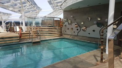 MSC Yacht Club Pool