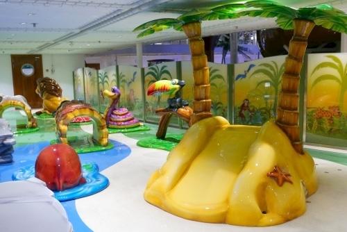 Forest Aquaventure Park voor kleinsten