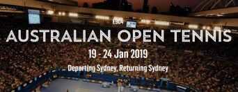 Australian Open cruise