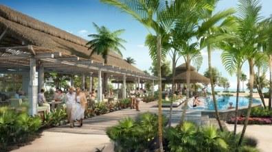 Royal Caribbean -BeachClub