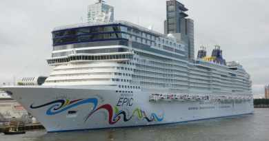 Minimaal 4 cruiseschepen Norwegian Cruise Line in 2021 in Europa