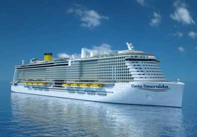 Vertraging voor nieuwe Costa Smeralda