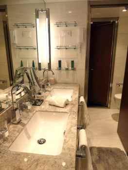 Penthouse Suite - badkamer