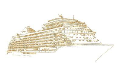 Nieuw luxueus cruiseschip voor Regent Seven Seas Cruises