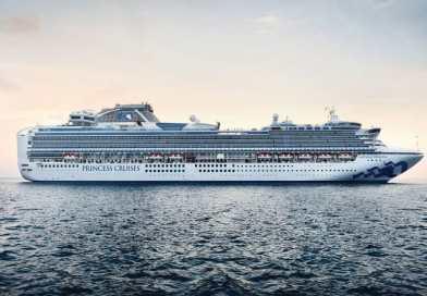 Princess Cruises doet dit jaar dozijn nieuwe havens aan