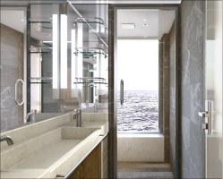 9 Deluxe veranda toilette