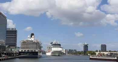 Welke cruises vertrekken uit Amsterdam in 2021?