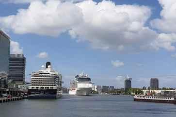NIeuw Statendam in Amsterdam