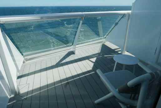 Celebrity Edge - achter