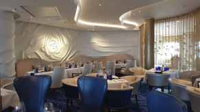 Celebrity Edge Blu restaurant 004
