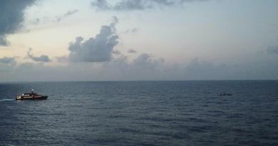 Carnival Paradise redt marinier voor kust Cozumel