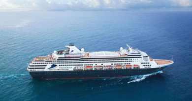 Vasco da Gama gekocht door Mystic Cruises