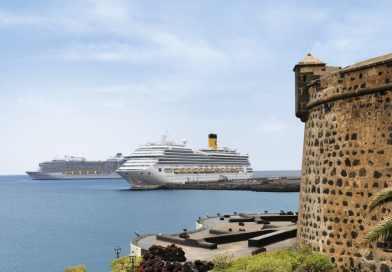 Welke schepen varen in de winter 2021/2022 naar … de Canarische Eilanden?