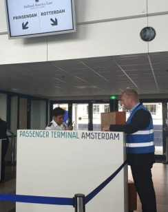 PTA Rotterdam Prinsendam 207