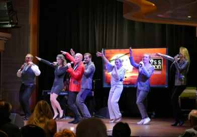 Musical Cruise 2019 op Holland America Line's Nieuw Statendam