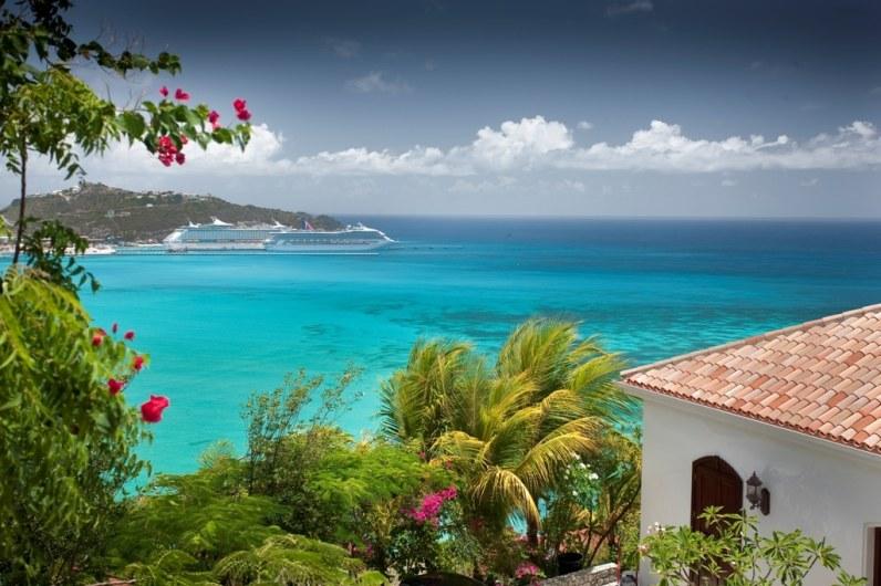 St. Maarten strand 2