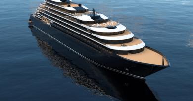 Eerste schip Ritz-Carlton krijgt naam Evrima