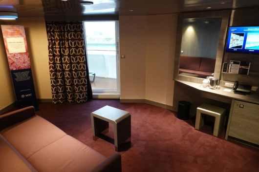 MSC Grandiosa Aurea Suite 02