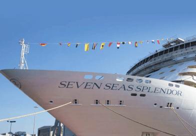 Regent Seven Seas Cruises maakt doopmoeder van Seven Seas Splendor bekend
