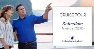 Holland America Line houdt informatiebijeenkomst op SS Rotterdam