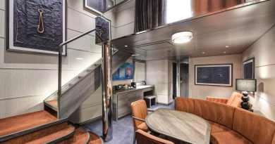 MSC Cruises: Duplex Suites gaan onderdeel uitmaken van MSC Yacht Club