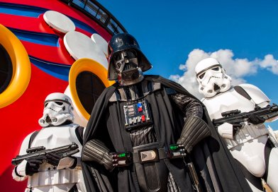 Star Wars Day at Sea in 2021 bij Disney Cruise Line