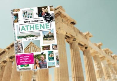 Prijswinnaars reisgids 'time to momo Athene'!