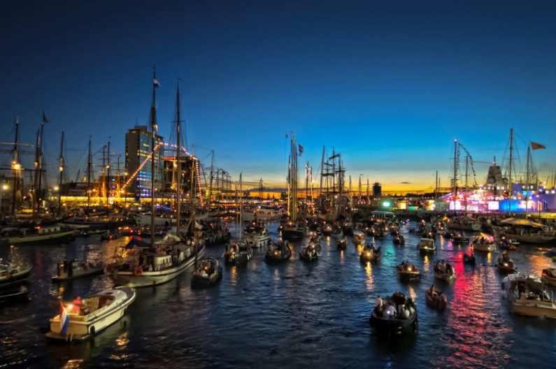 Sail - foto: Roel Vincken