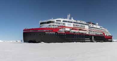 Hurtigruten start met Hurtigruten Expeditions
