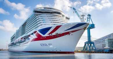Rotterdamse haven verwelkomt dinsdag weer cruiseschepen