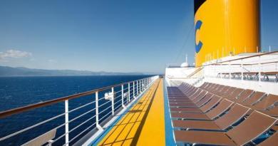 Costa Cruises en Aida Cruises verlengen cruisestop tot en met 31 juli