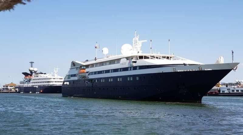 Texel biedt onderdak aan kleine cruiseschepen