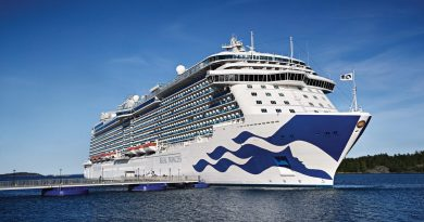 Princess Cruises verandert routes vanuit Southampton
